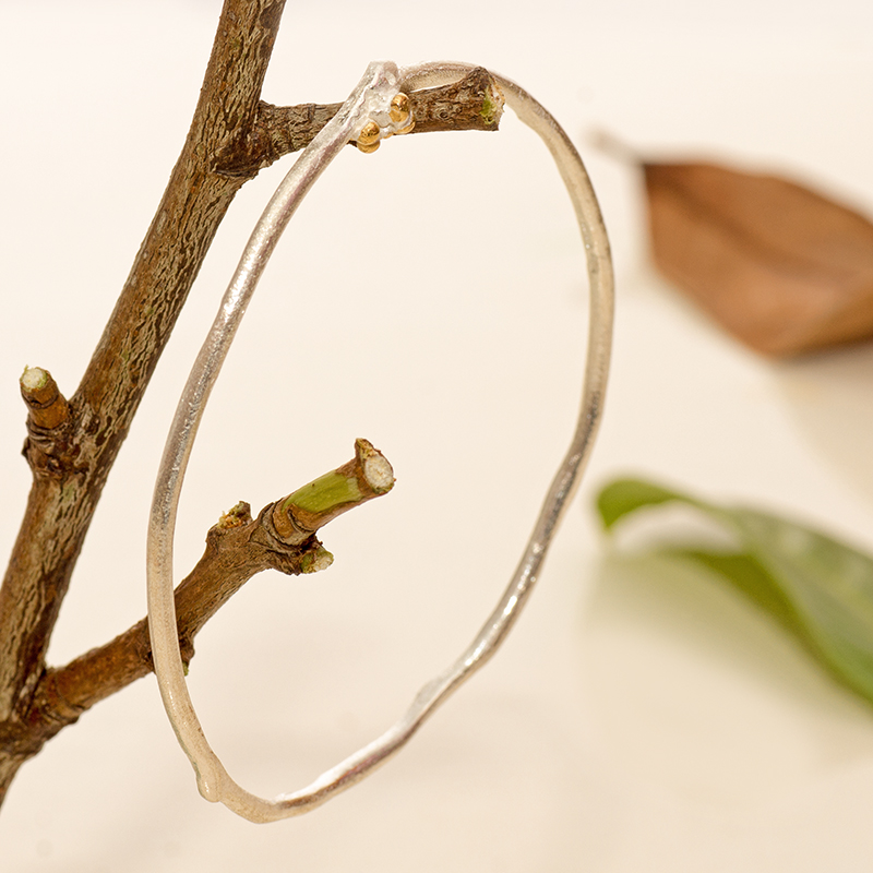 Forest In Starlight Bangle